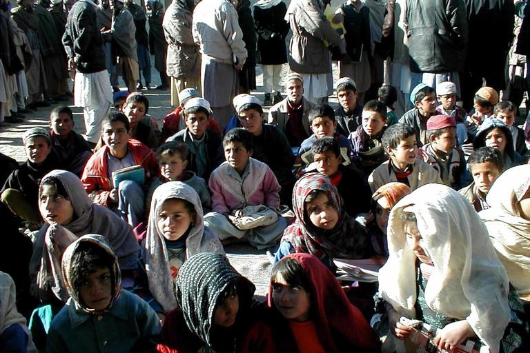 Afghanistan. <span>Foto Foto di Guy Lawson, USAID da Pixnio</span>