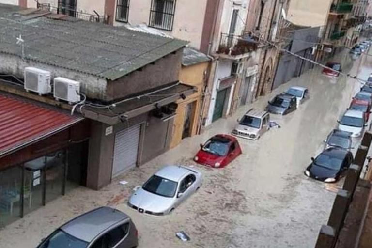 Alluvione in Calabria