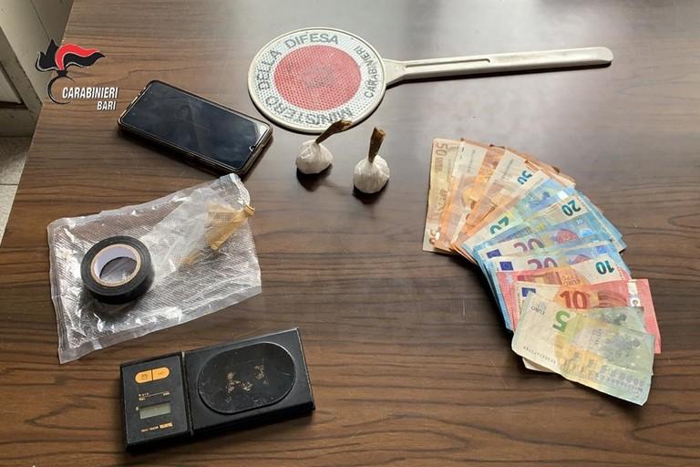 arresto droga acquaviva