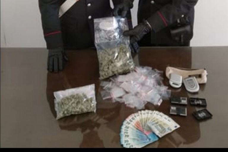 arresto droga altamura