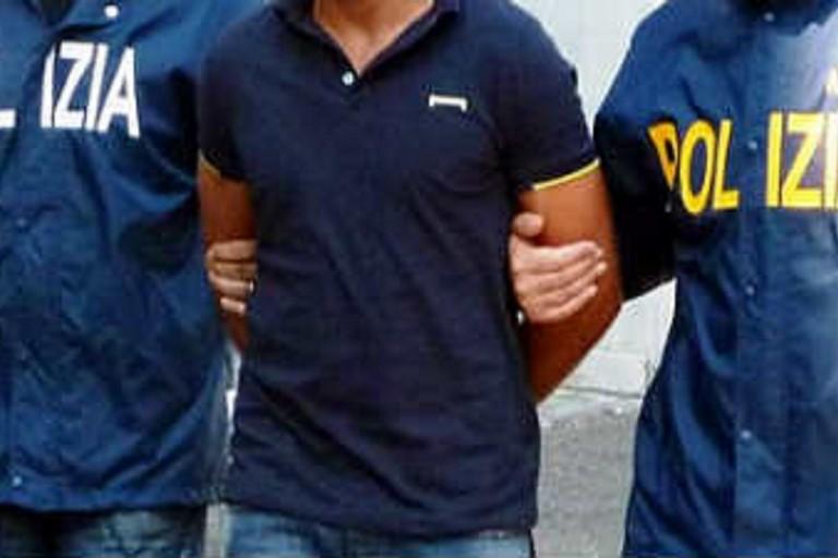 Polizia arresta albanese