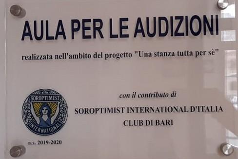 aula audizioni carabinieri violenza sulle donne