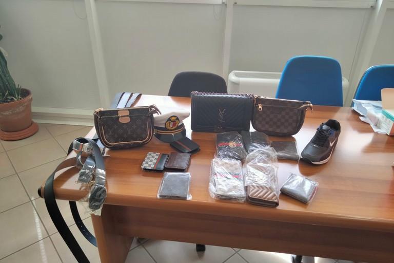 bari capi contraffatti
