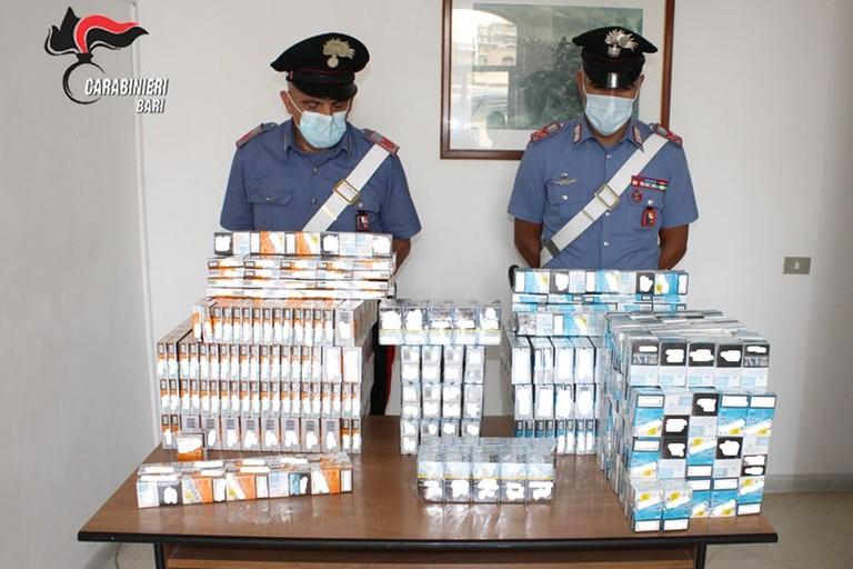 bari carabinieri sigarette JPG