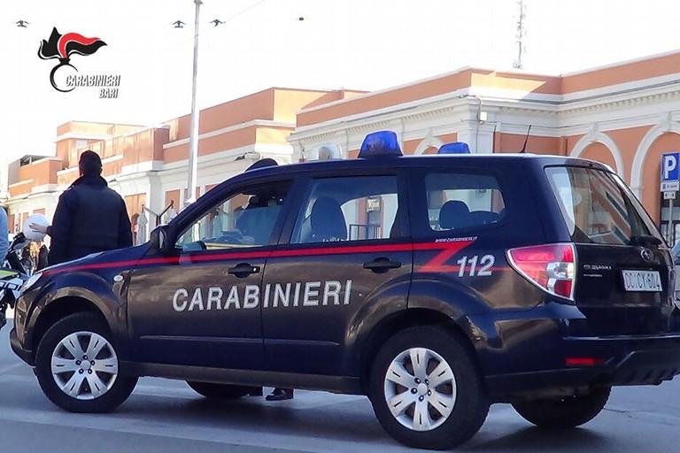 carabinieri bari centro
