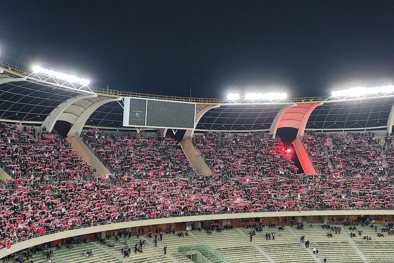 Il derby finisce pari e patta, fra Bari e Foggia è 1-1 davanti a 20.431 spettatori