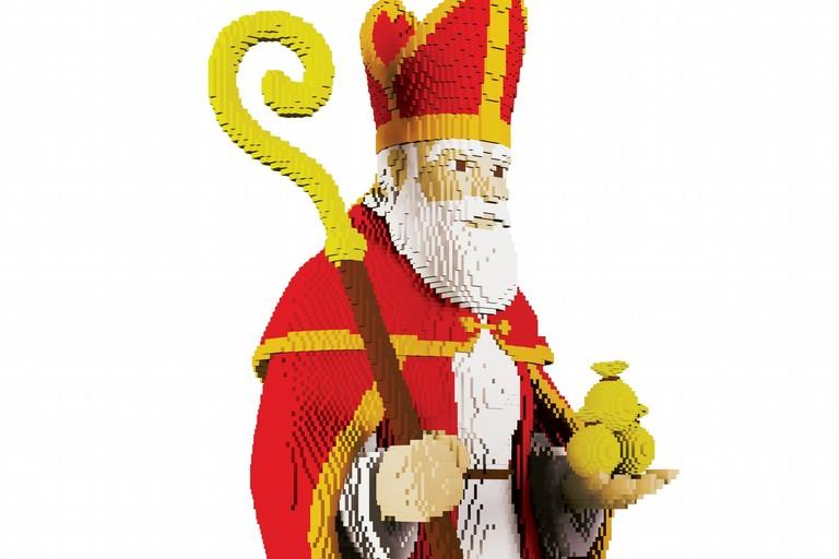 BeNicholas progetto San Nicola di mattoncini