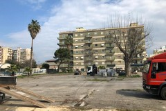 Una nuova area di sosta libera in corso Mazzini. Iniziati i lavori