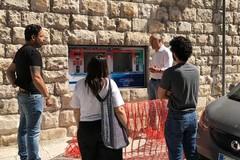"""A Bari vecchia arriva la quarta """"Casa dell'acqua"""" in città. Lavori in corso in piazza Chiurlia"""