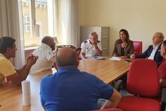 Sequestri al molo San Nicola, Palone incontra i pescatori: «Condizioni igieniche inderogabili»