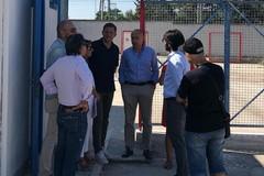 Bari, affidato in concessione il campo sportivo di Torre a Mare. Galasso: «Finalmente riprendono le attività»