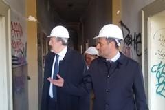 Ex Rossani, partito il cantiere per il Polo bibliotecario della Puglia. Lavori in 400 giorni