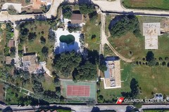 Opere abusive nel Parco di Costa Ripagnola, sequestrata un'area di 14mila metri quadri