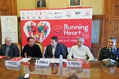 """A Bari torna la """"Running heart"""", la corsa contro le malattie cardiovascolari"""