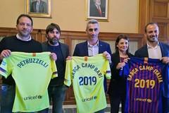 A Bari arriva il Barça Academy Camp, lo stage per i futuri campioni del Barcellona