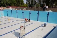 Stadio del nuoto, piscina olimpionica quasi pronta