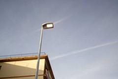 San Paolo, al via il montaggio dei nuovi lampioni in otto strade