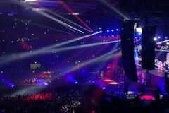 """Il """"Love Tour"""" dei Thegiornalisti a Bari, successo per la prima al Palaflorio"""