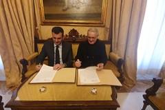 Città italiane più verdi, firmato a Bari accordo tra Anci e Federparchi