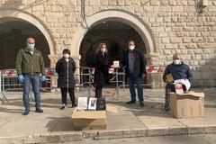 Emergenza Coronavirus, donati 750 libri per i cittadini di Bari in difficoltà
