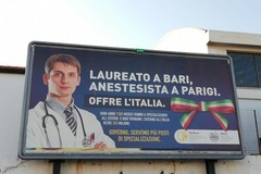 """Laureato a Bari, anestesista a Parigi"": la campagna contro la fuga di medici all'estero"