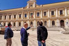 Nuova illuminazione in piazza Risorgimento, partito il cantiere da 150mila euro