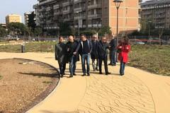 Bari, cantiere del parco Braille in dirittura d'arrivo. Apertura entro aprile