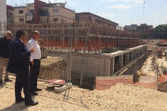 Bari, prosegue il cantiere del Pirp San Marcello. Alloggi consegnati a ottobre