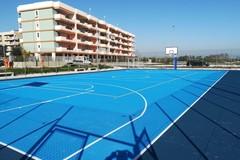 Un nuovo campo da basket e pallavolo in via Minervino. Inaugurato il playground di Palese