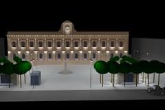 Libertà, nuova illuminazione in piazza Risorgimento. Lavori al via da settembre