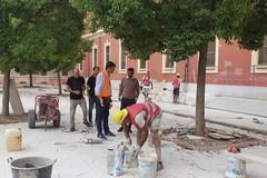 Bari, nuovi sensi di marcia al Redentore per i lavori