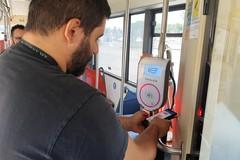"Bari, sui bus Amtab arrivano le obliteratrici ""contactless"""