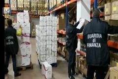 Cosmetici pericolosi per la salute, maxi sequestro della Finanza a Bari e in tutta Italia