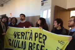 Un'aula dell'Università di Bari intitolata a Giulio Regeni: «Continuiamo a chiedere verità»