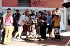 """Concluse le riprese a Bari del film """"La vita davanti a sé"""" con Sophia Loren"""