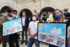 Il ringraziamento della città ai volontari dell'emergenza Coronavirus