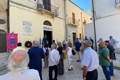 Gioia del Colle commemora i cento anni dall'eccidio dei contadini di Marzagaglia