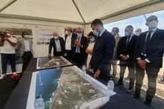 Variante Sud a Bari, via al cantiere con il ministro De Micheli