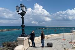 Bari, nuovi lampioni per il lungomare San Cataldo