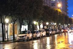 Corso Cavour, terminata installazione di nuove luci. Rimessi in funzione 96 lampioni storici