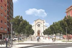 Riqualificazione piazza Redentore, giunta approva progetto esecutivo. Gara entro fine anno