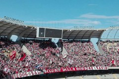 Nocerina - Bari, trasferta vietata ai biancorossi