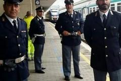 La PolFer passa al setaccio la stazione di Bari
