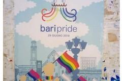 Bari pride 2019, da domani ponte Adriatico e fontana di piazza Moro si tingono di arcobaleno