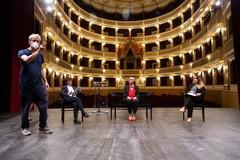 Il Piccinni riapre per l'evento social del Comune di Bari. Pierucci: «A settembre si riparte»