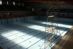 Stadio del nuoto di Bari, piscina interna pronta per fine agosto