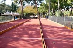 Parco 2 giugno, completati i lavori per il nuovo campo di bocce