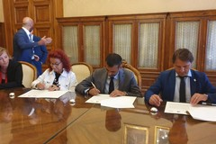 Contrasto alla povertà, firmato il protocollo Comune di Bari-Inps
