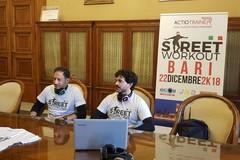 Passeggiata per Bari Vecchia per la Street Workout 2018
