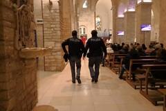Settimana Santa, la Polizia di stato in servizio nelle chiese di Bari e provincia
